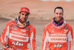 Gerard Farres Ivan Cervantes Dakar 2018