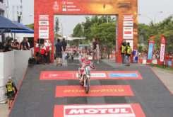 Jonathan Barragan Dakar roadbook 13