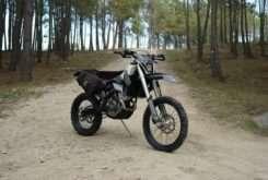 KTM 350 EXC F Dirt Wolf El Solitario 08