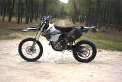 KTM 350 EXC F Dirt Wolf El Solitario 10
