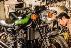Kawasaki Z900RS Doremi Collection 13