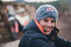 Laia Sanz entrenamiento Dakar 2018 07