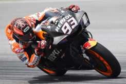 Marc Marquez carenado Honda Test Sepang MotoGP 2018