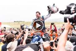 Matthias Walkner victoria Dakar 2018