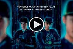 Presentacion Movistar Yamaha MotoGP 2018 directo Play1