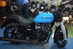 Royal Enfield Thunderbird 350X 500X bikeleaks 12