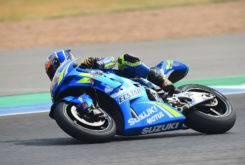Aerodinamica Suzuki MotoGP 2018 Test Tailandia 01