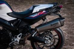 BMW F 800 R Akrapovic prueba 35