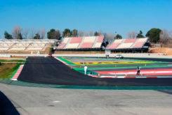 Circuit Barcelona Catalunya obras
