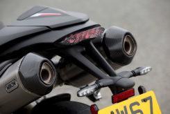 Detalles Triumph Speed Triple RS 2018 2