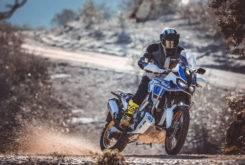 Honda Africa Twin Adventure Sports 2018 pruebaMBK 116