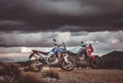 Honda Africa Twin Adventure Sports 2018 pruebaMBK 138