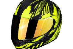 MBKScorpion exo 390 pop matt black neon yellow
