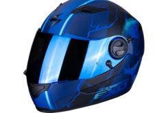 MBKScorpion exo 490 dar matt blue