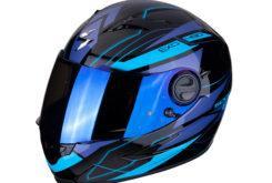 MBKScorpion exo 490 nova black blue