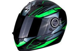 MBKScorpion exo 490 nova black green