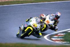 Olivier Jacque Shinya Nakano 250cc 2000 Yamaha Tech3