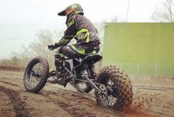 X Tred trike electrica off road 07