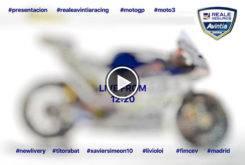 Reale Avintia Presentacion MotoGP 2018