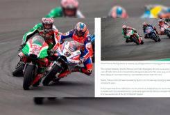 Aleix Espargaro Danilo Petrucci Argentina 2018 MotoGP