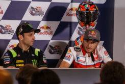 Jack Miller rueda prensa MotoGP Austin 2018