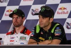 Johann Zarco rueda prensa MotoGP Austin 2018