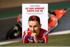 Jorge Lorenzo libro portada