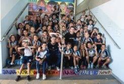 Marc Marquez Escuela Brasil UNICEF 1
