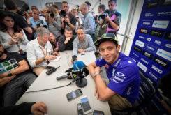 Valentino Rossi rueda prensa MotoGP Austin 2018