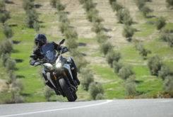 Yamaha Tracer 900GT 2018 pruebaMBK037