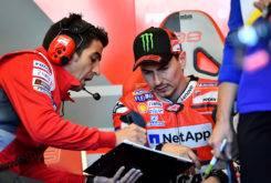 Jorge Lorenzo continua MotoGP 1