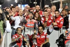 MBK Andrea Dovizioso MotoGP Ducati renovacion
