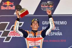 MBK Marc Marquez MotoGP Jerez 2018