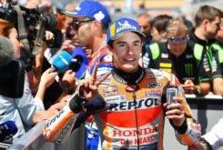 Marc Marquez GP Francia MotoGP Le Mans 2018 sabado