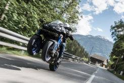 Prueba Yamaha Niken 2018 J.Benavente