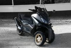Yamaha TMAX Lazareth mt3