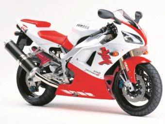 Yamaha YZF R1 1998 02