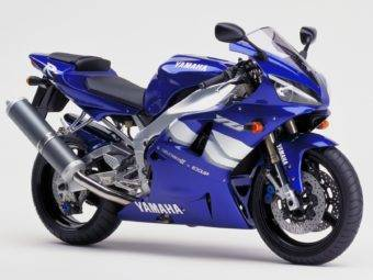Yamaha YZF R1 2000 04