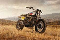 BMW Fuel Motorcycles Coyote 9