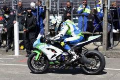 Dean Harrison TT Isla de Man 2018 Supersport 4