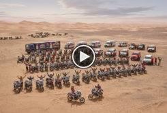 Honda Africa Twin Epic Tour 2018 play