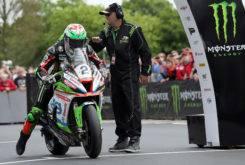James Hillier tt isla de man 2018 superbike 2