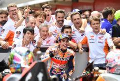 Marc Marquez MotoGP Montmelo 2018 podio