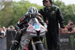Michael Dunlop TT Isla de Man 2018