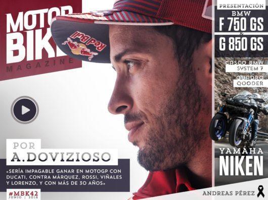 Motorbike Magazine 42Por Andrea Dovizioso