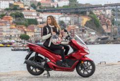 Honda PCX 125 2019 pruebaMBK76