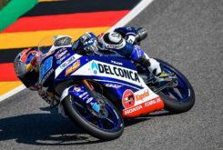 Jorge Martin pole Moto3 Sachsenring 2018