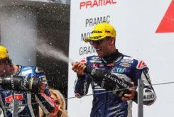 Jorge Martin victoria Moto3 Sachsenring 2018