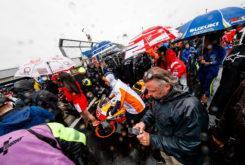 Cancelada carreras MotoGP Silverstone 2018