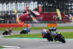 Carrera MotoGP Silverstone 2018